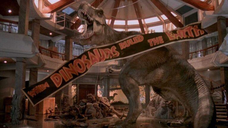 Opinión: Jurassic Park