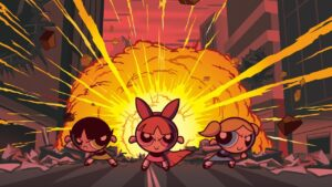 Las Chicas Superpoderosas: una serie trascendental para Cartoon Network.