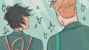 Heartstopper: un chico conoce a otro, de Alice Oseman