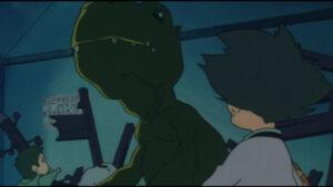 Digimon: La mano de Mamoru Hosoda