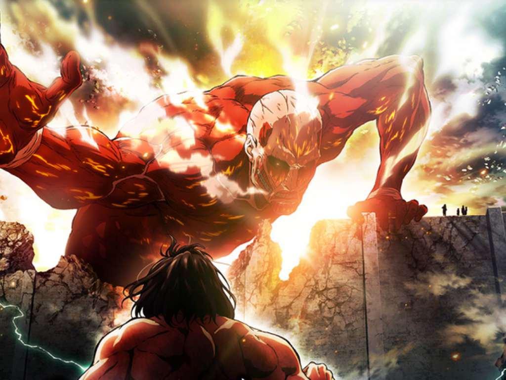 Attack on Titans: Un anime que deberías estar viendo.