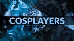 Invitación Cosplayers