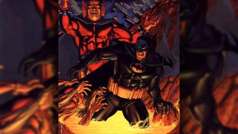 Batman Demon: Un pasaje directo al infierno
