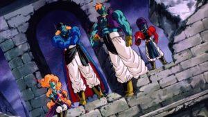 Reseña a Dragon Ball Z ¡La Galaxia Corre Peligro!