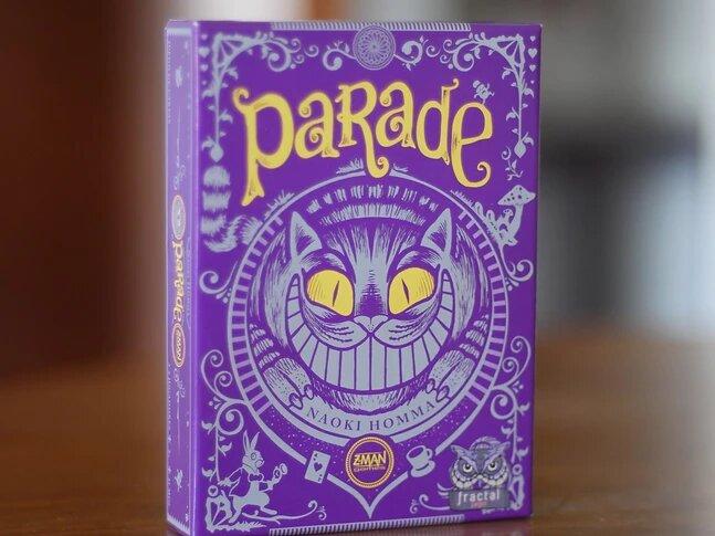 Fractal Parade