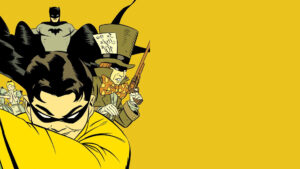 Reseña: Robin Año Uno