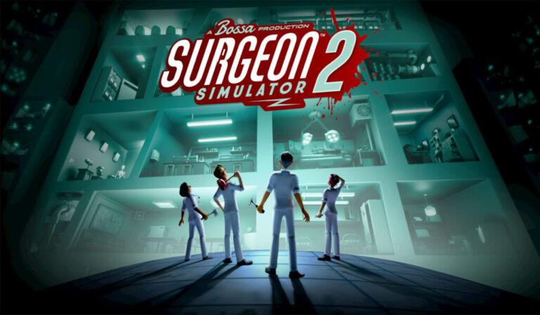 Primeras impresiones de Surgeon Simulator 2