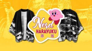 ¡Nerd Harayuku y Comiqueros te regala un precioso Haori!