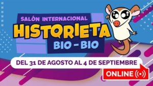 Salón internacional de la Historieta Biobío