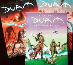 Crítica a Duam, La Piedra de Luz. Una obra maestra para el cómic chileno