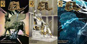 EL, un no–cómic publicado por Editorial CK