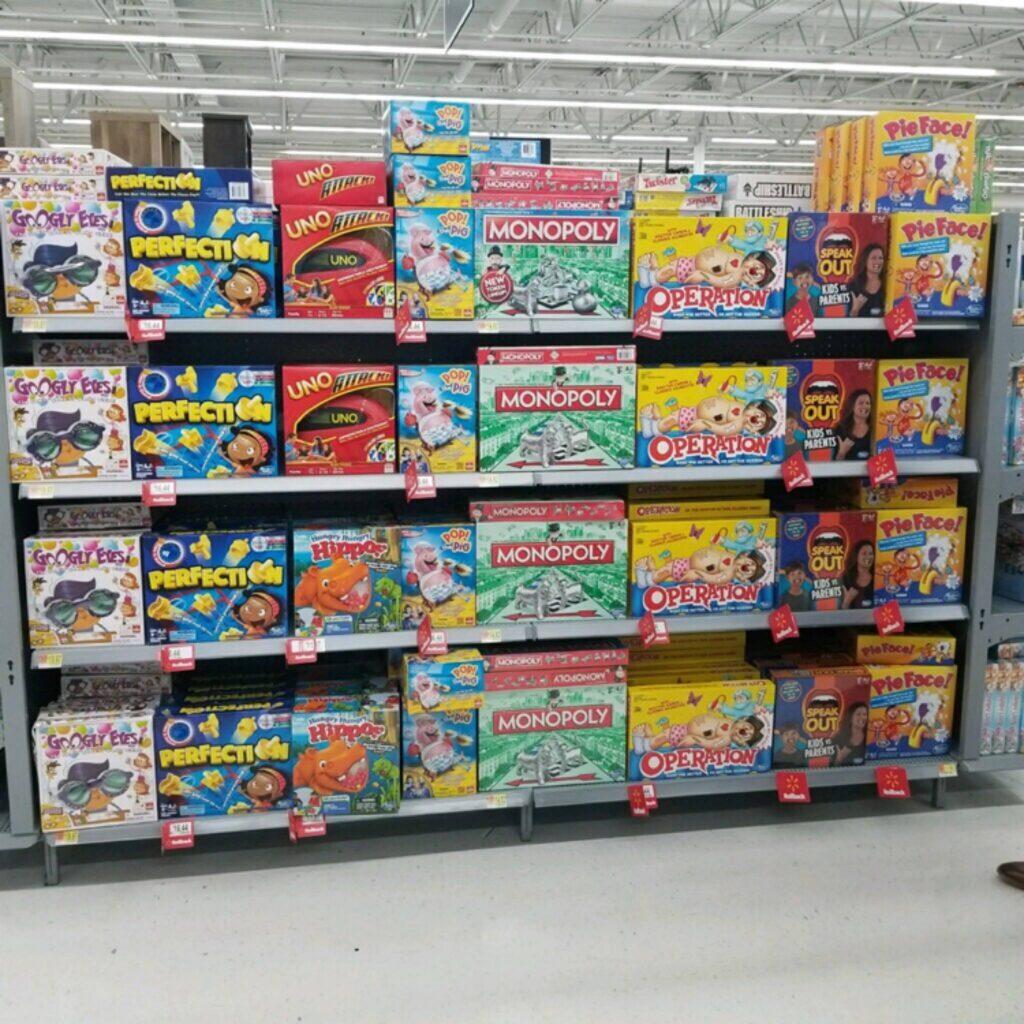 Juegos de mesa Walmart