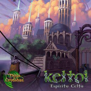 Keltoi: Lo Nuevo de Mitos y Leyendas