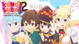 Reseña: KONOSUBA -God's blessing on this wonderful world!
