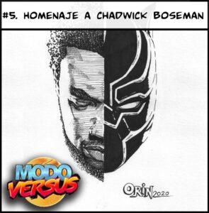 Modo Versus 5_Homenaje a Chadwick Boseman