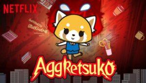 Aggretsuko: Un acierto para Netflix
