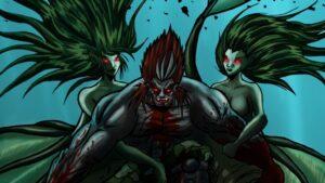 Especial 2 de 4: Vampiros en el Puerto, buscando venganza