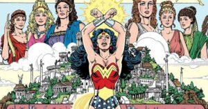 Wonder Woman – Dioses y Mortales