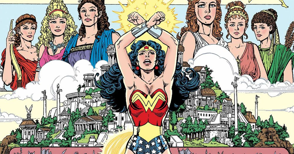 Wonder Woman – Dioses y Mortales