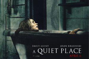 "Reseña ""A Quiet place"": Menos diálogos, más emoción"