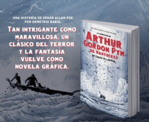 Arthur Gordon Pym según Demetrio Babul