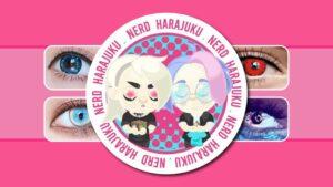 ¡Nerd Harayuku te regala 4 pares de lentes!
