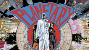 Planetary, lo extraño y oculto dentro nuestro mundo