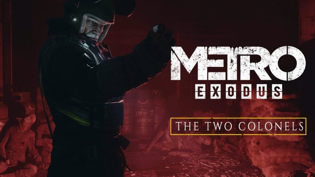 Metro Exodus: The Two Colonels – La vida en Novosibirsk