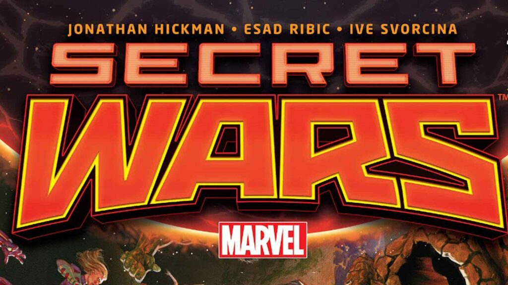 Secret Wars, el fin del Universo Marvel
