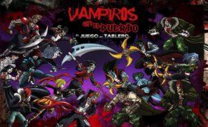 Vampiros en el Puerto: El Juego de Tablero