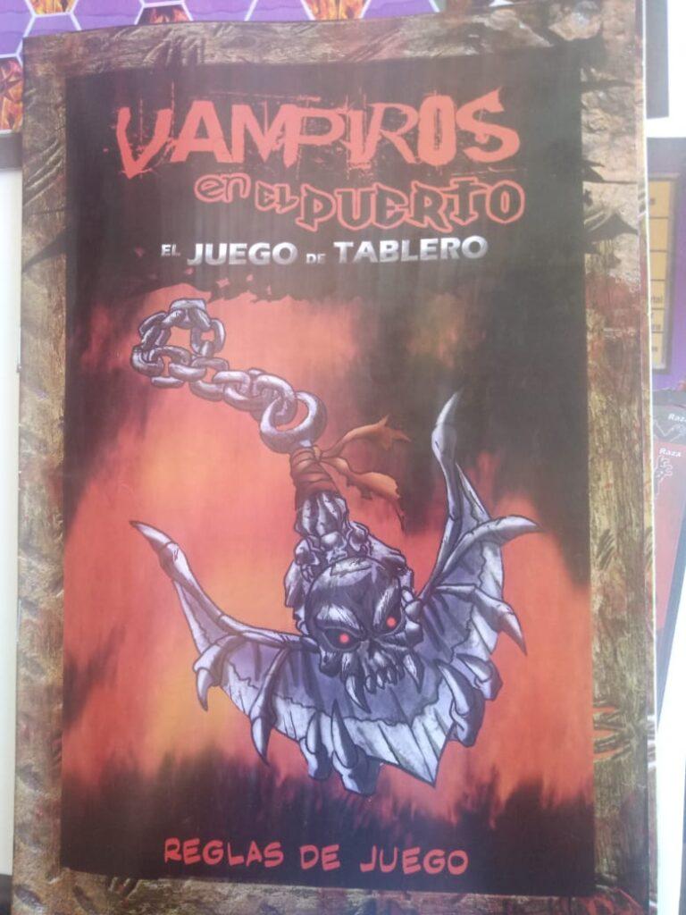 Vampiros en el Puerto juego reglas