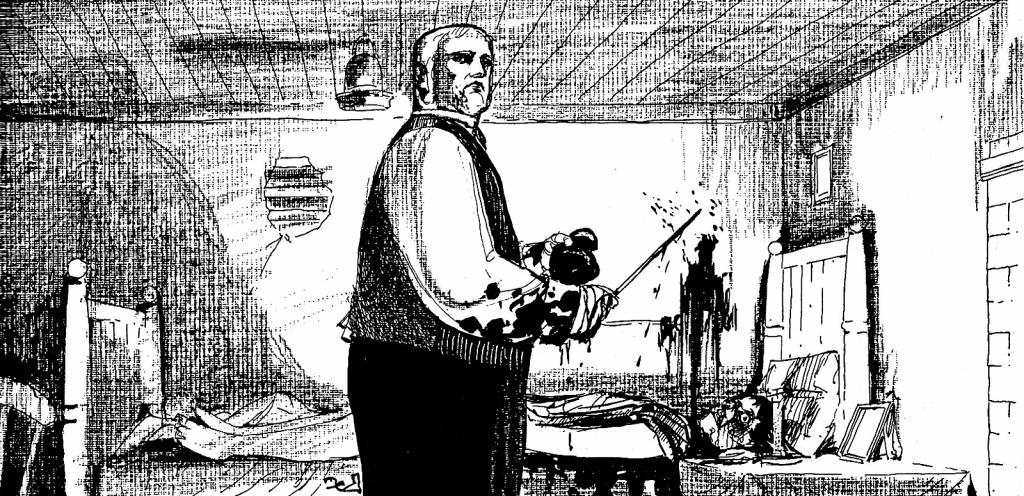 From Hell: Alan Moore, el destripador
