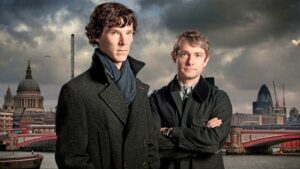 Por qué Sherlock es una excelente adaptación