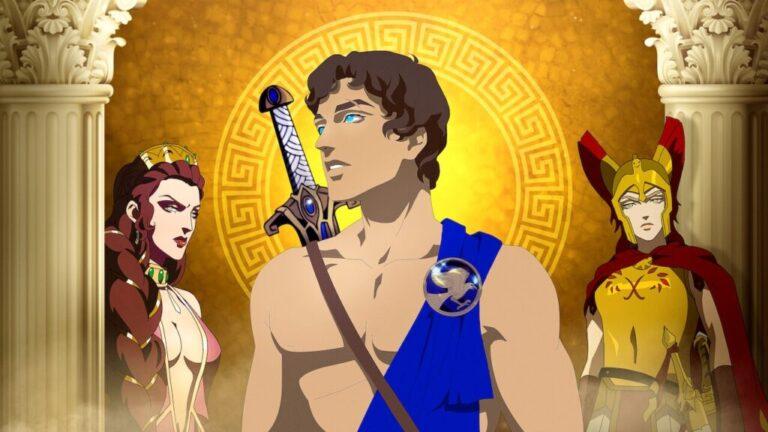 Sangre de Zeus: La nueva serie sobre mitología griega