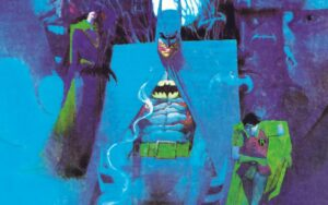 Batman 400 – Noche de Resurrección