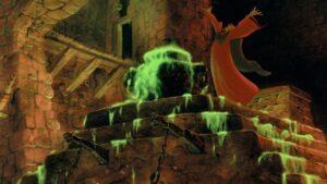 El Caldero Mágico: La oscura película de Disney