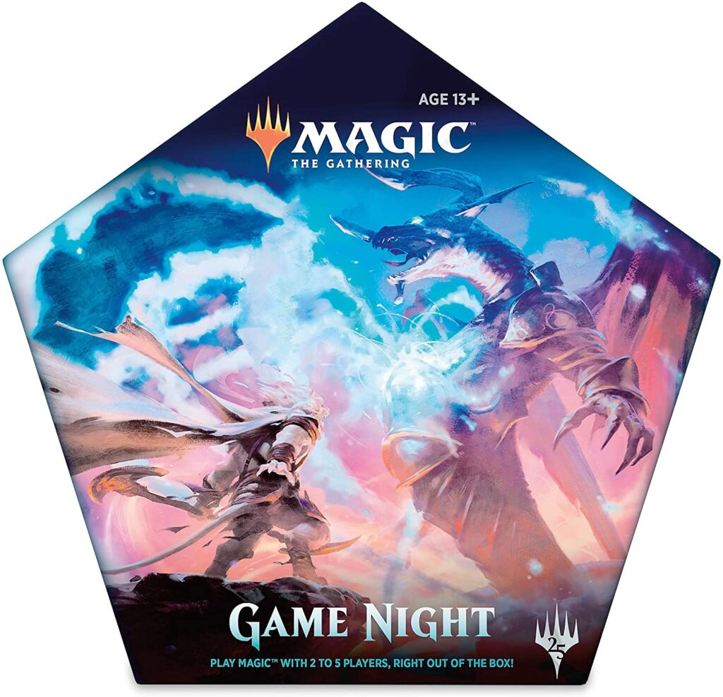 Caja Magic The Gathering Game Night