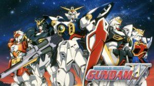Reseña: Gundam Wing, política y robots gigantes