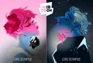 Lore Olympus: La historia de Hades y Persephone