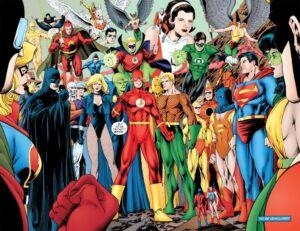 JLA: Los Orígenes de la Liga de la Justicia