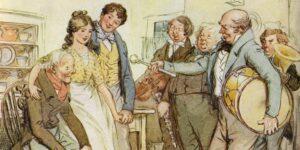 Las Campanas: La otra historia festiva de Charles Dickens