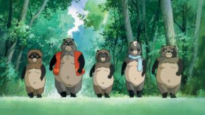 Reseña a Pompoko de Studios Ghibli