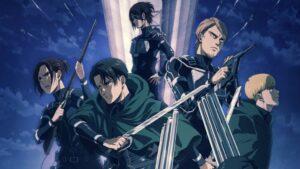 ¿Quiénes están detrás de la última temporada de Shingeki no Kyojin?