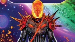 Ghost Rider Cósmico, la caída a la locura