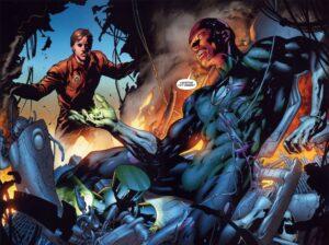 Reseña: Green Lantern. Origen Secreto