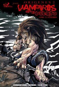 Vampiros en el puerto, Orígenes: Lobo y Cachorro