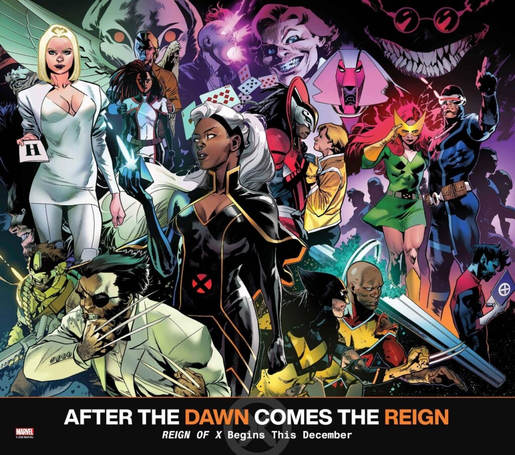 X-Men: Reinado de X