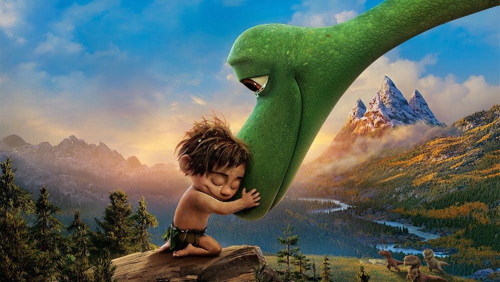 The good dinosaur: el viaje de Arlo