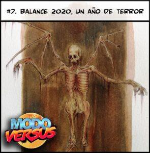 #7. Balance 2020, un año de terror
