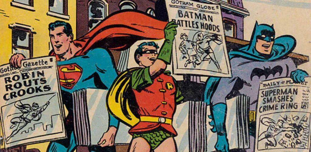 ¿Por qué leemos cómics?